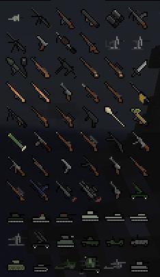 Cкачать бесплатно Майнкрафт 1.8 с модами на оружие и танками