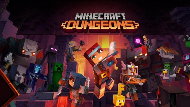 Скачать Майнкрафт Dungeons   Minecraft с модами