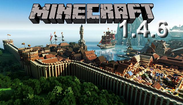 Скачать бесплатно клиент Minecraft 1.4.6 / Майнкрафт