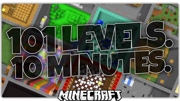 Скачать бесплатно паркур карту для Майнкрафт 1.11.2