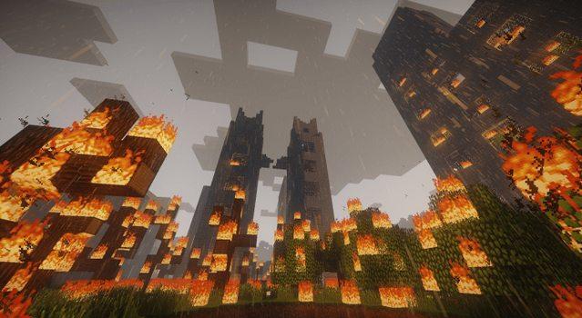 Паркур карта для Minecraft 1.12.2 / Скачать бесплатно