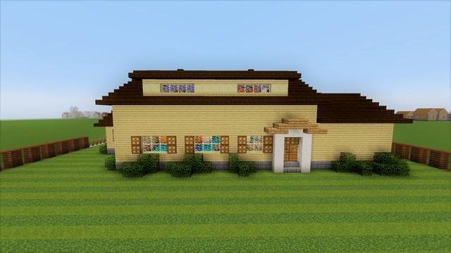 Карта House для Майнкрафт 1.12.2