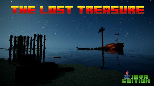 Карта затерянных сокровищ для Minecraft 1.12.2