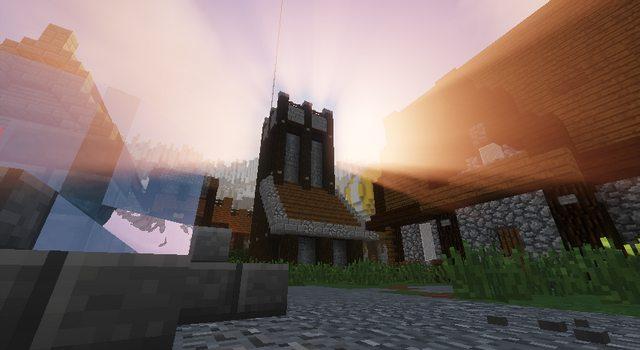 Скачать карту Glarthford на прохождение для Minecraft 1.12.2