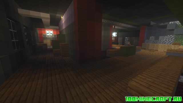 Скачать карту War City для Майнкрафт 1.16.5