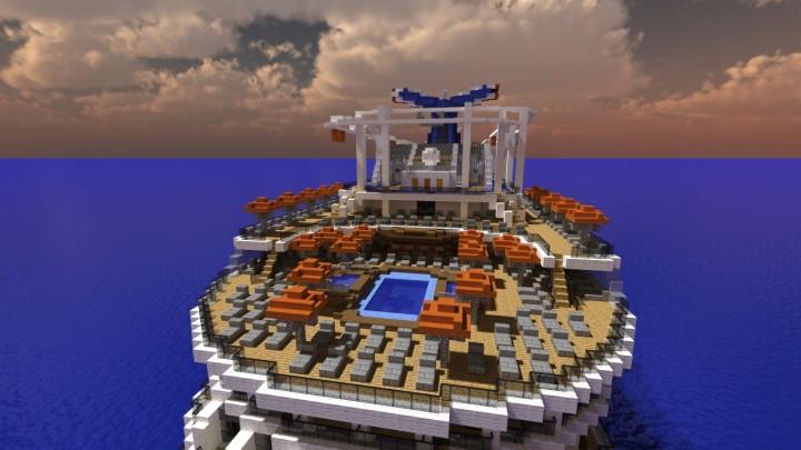 Скачать карту Carnival Vista для Minecraft