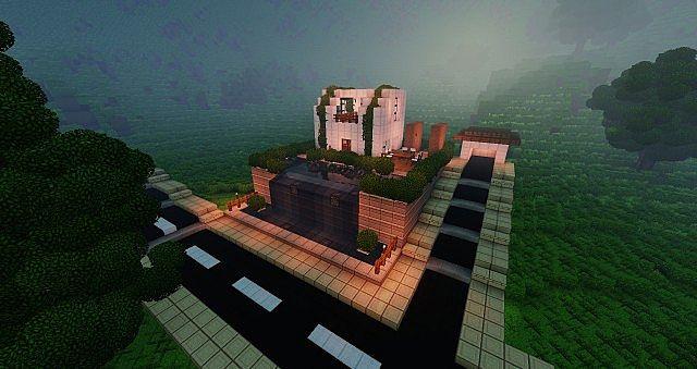 Карта для Майнкрафт - Little Sweet House