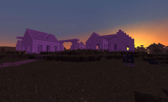 Скачать бесплатно карту для Minecraft 1.4.7/1.5.1/1.5.2 - Опасная дорога 2