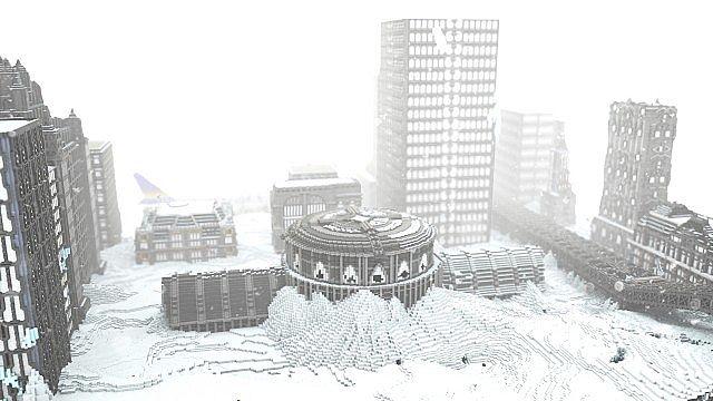 Карта сохранения / Город Нью-Йорк