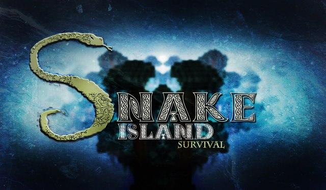 Карта для Майнкрафт на прохождение / Змеиный остров