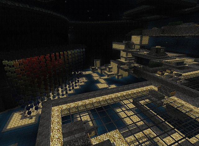 Minecraft карта