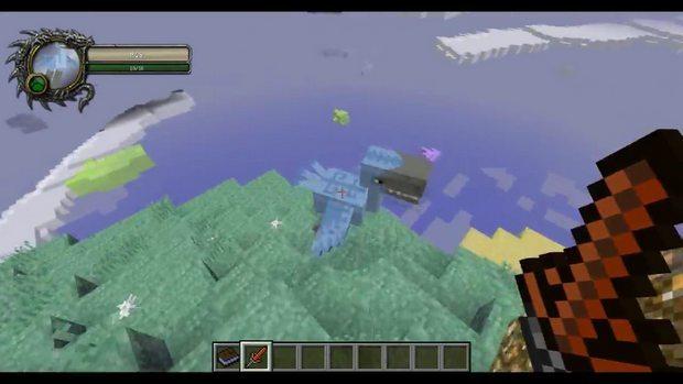 Мод для Minecraft 1.11.2/1.7.10 - Aether 2 Mod