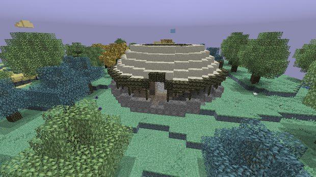 Моды для Minecraft 1.11.2 - Скачать Aether 2 Mod