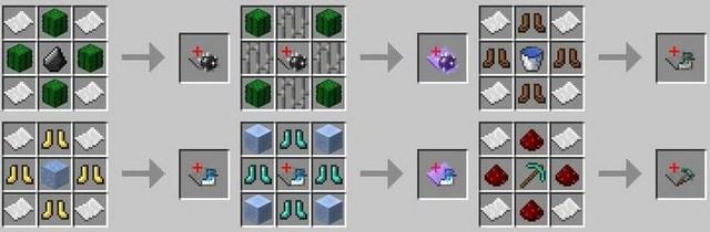 Скачать Advanced Сombat мод Update для Minecraft 1.12.2
