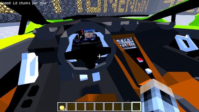 Мод на машины для Minecraft 1.12.2 - Скачать бесплатно Alcara Mod