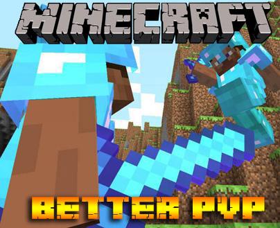 Мод Better PvP для Minecraft 1.12.2 | Скачать бесплатно
