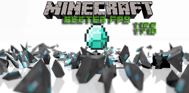 Мод BetterFPS для Minecraft 1.12.2/1.7.10