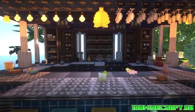 Мод Conquest Reforged для Minecraft 1.12.2
