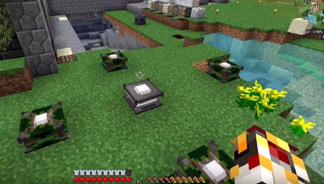 Скачать мод Croparia для Майнкрафт 1.12.2