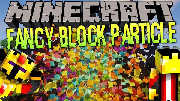 Скачать мод Fancy Block для Майнкрафт 1.12.2 бесплатно