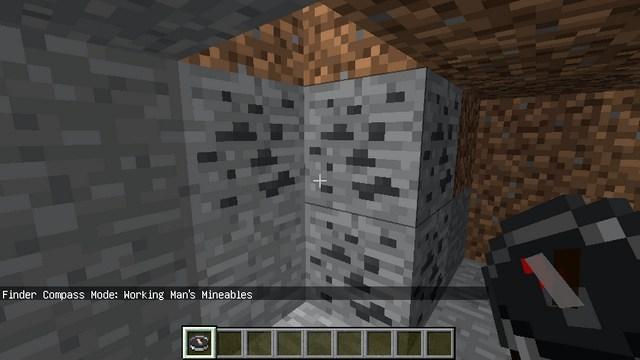 Мод Finder Compass на Minecraft 1.12.2