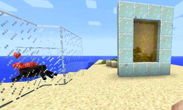 Мод на другие измерения для Minecraft 1.12.2