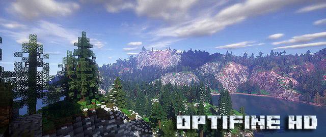 Мод Optifine HD   Update для Minecraft 1.12.2