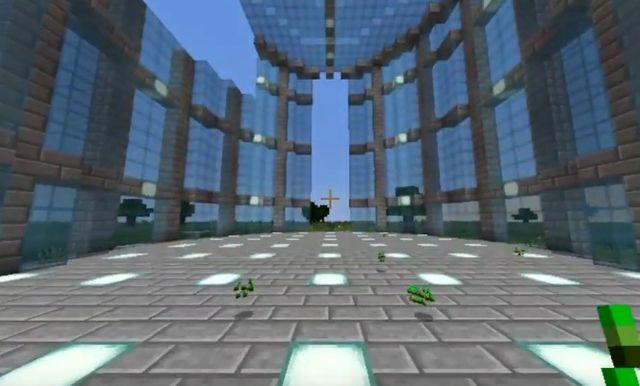 Мод для постройки дома на Minecraft 1.12.2