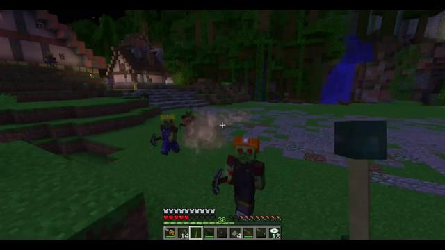 Мод TechGuns на оружие для Minecraft 1.12.2