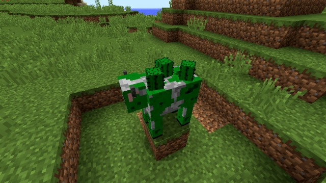 Скачать мод на кактус для Майнкрафт 1.12.2