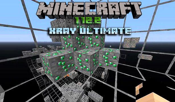 Чит X-Ray для Minecraft 1.12.2 / Скачать бесплатно