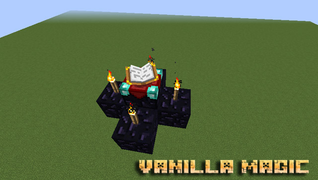 Магический мод Vanilla Magic для Minecraft 1.12.2