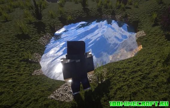 Мод No Cubes для Майнкрафт 1.14.4   100minecraft.ru