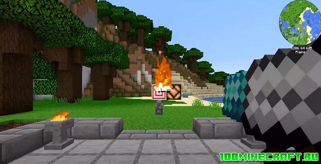 Мод Guns Without Roses на оружие для Minecraft1.16.5