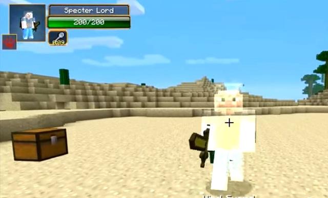 Мод на лучшие подземелья и оружие для Minecraft 1.7.10