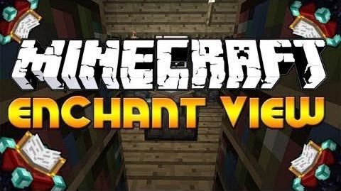 Мод для Minecraft 1.7.10 / EnchantView - Скачать бесплтано и без регистрации