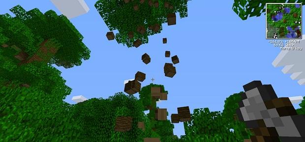 Скачать MC Lumber мод для Minecraft 1.7.10