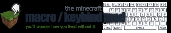 MacroKeybind мод для Майнкрафт 1.7.10