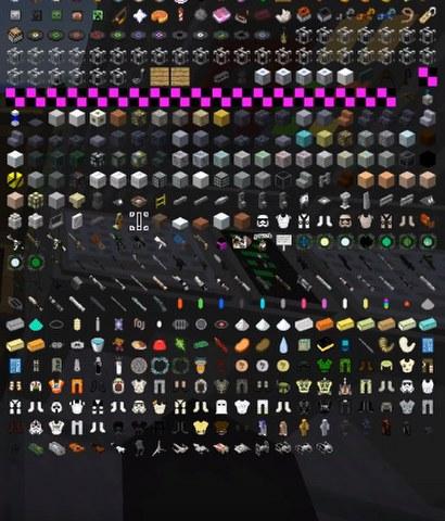 Скачать мод Звездные войны с оружием для Майнкрафт 1.7.10