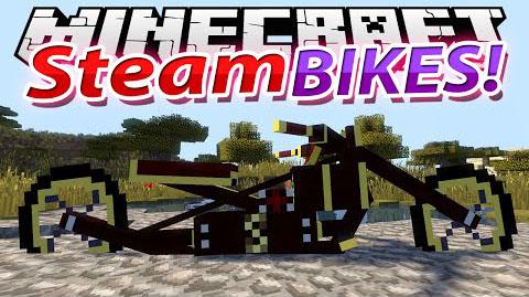 Скачать мод для Майнкрафт 1.7.10 на мотоциклы