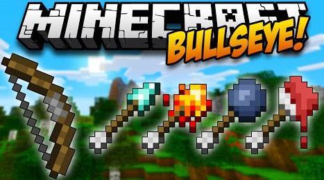 Мод Bullseye на Майнкрафт 1.12.2, 1.11