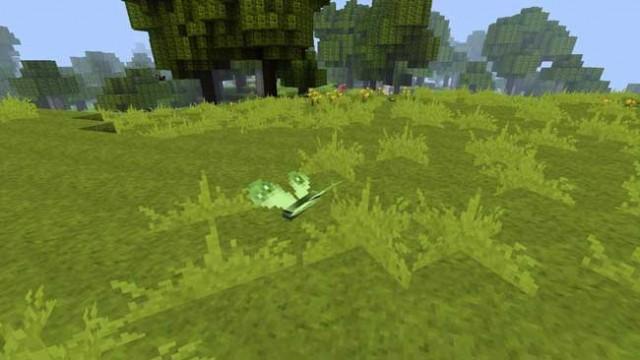 Скачать бесплатно мод для Minecraft 1.5.2 и 1.6 / Бабочки