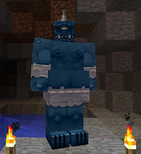 Уничтожитель блоков / Майнкрафт мод 1.5.2 / Mo Creatures