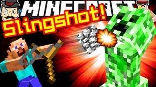 Скачать бесплатно мод для Minecraft 1.5.2 - Рогатка