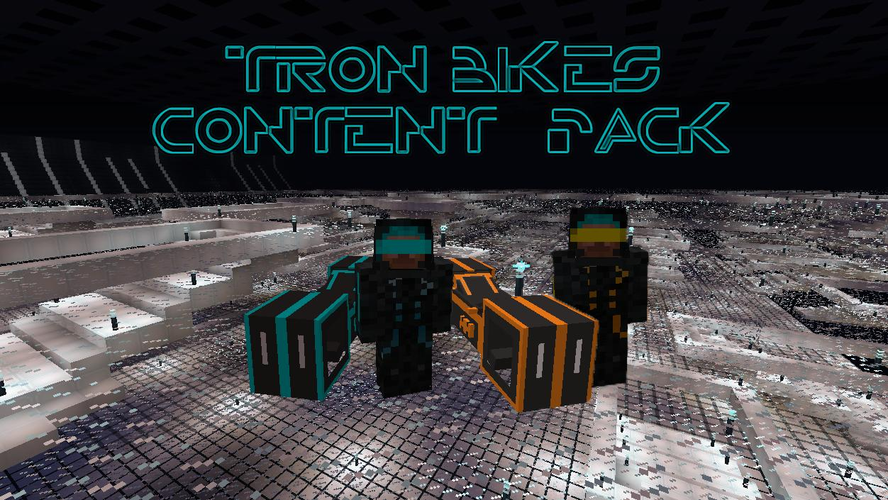 Мод для Minecraft 1.5.2 / Мотоциклы / Трон