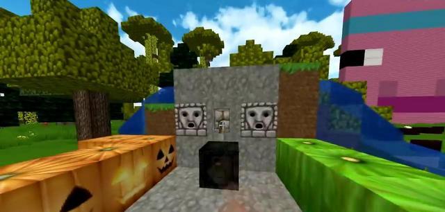 Текстуры Skyrim на Minecraft 1.10.x