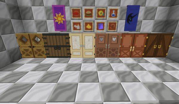 Скачать текстуры 64х64 для Minecraft 1.12.2