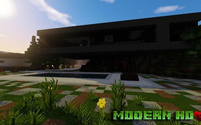 Текстуры Modern HD для Minecraft 1.12.2