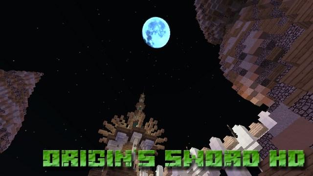 Текстуры Origins Sword HD на Майнкрафт 1.12.2