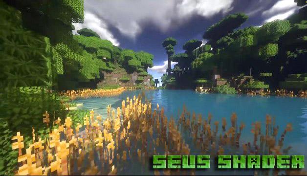 Скачать шейдеры SEUS v11 для Minecraft 1.12.2